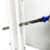 taglierina manuale coltello a lama lunga