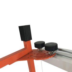 Taglierina a caldo per pannelli da 120X60X25 traforo