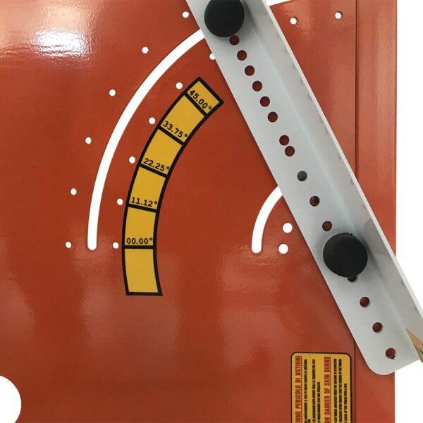 Taglierina a caldo per pannelli max 60X60X25
